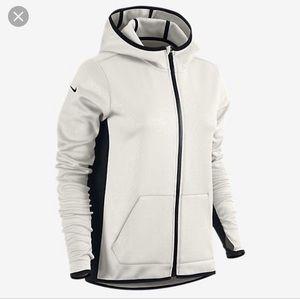 Nike All-Time Tech Vixen Full-Zip Therma Hoodie L